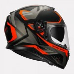 MT THUNDER 3 SV TURBINE C4 matt fluor orange