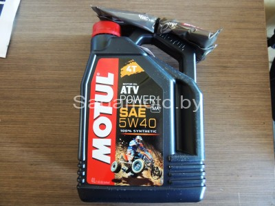 MOTUL ATV POWER 4T 4л