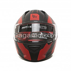 MT STINGER WARHEAD Black Nightwachman Red Grey